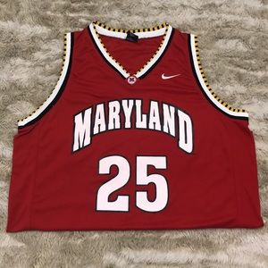 🐢 MARYLAND THROWBACK JERSEY 🐢